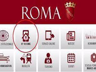 Roma Capitale, nasce MY RHOME – la Casa Digitale del Cittadino Dal 1° aprile i cittadini possono accedere alla propria area riservata per interagire in modo più diretto ed efficace con l'Amministrazione capitolina