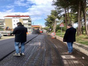 Piano asfalti, il sindaco De Martinis: a Montesilvano mai cosi tanti lavori di riqualificazione