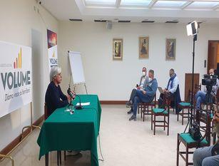 Nasce 'Volume – Diamo Voce ai Territori' Donne e uomini della società civile che vogliono contribuire a migliorare la provincia di Frosinone