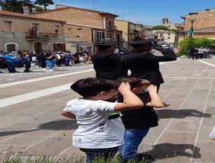 """Cultura della Legalità. I Carabinieri incontrano gli alunni """"on line""""."""