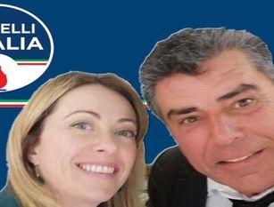 """FdI mozioni per libertà e fiducia. Paduano """"la linea politica la detta il partito"""" Lo sostiene Luciano Paduano componente assemblea nazionale FDI Termoli"""