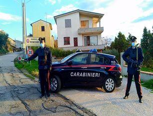 denunciato dai carabinieri un giovane resosi responsabile di furto aggravato all'interno di una Chiesa.