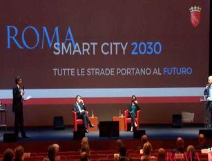 Roma smart city 2030. Tutte le strade portano al futuro La sindaca Raggi incontra presidenti e amministratori delegati di alcune delle principali aziende italiane per confrontarsi sullo sviluppo della Capitale