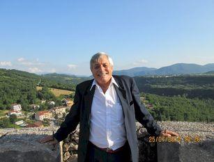 """Presentazione del nuovo libro di Aldo Succi """"Spagna: andata e ritorno"""" A Isernia palazzo comunale  venerdì 28 maggio"""