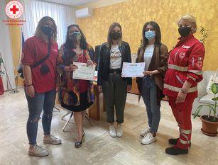 """151 studenti del """"Majorana-Fascitelli"""" a lezione dalla Croce Rossa Italiana di Isernia Rischi legati a vecchie e nuove dipendenze"""
