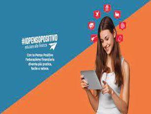 """Progetto """"IOPENSOPOSITIVO"""": nozioni di educazione finanziaria tra i giovanissimi studenti di tutta Italia"""
