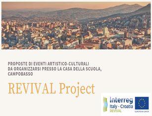 Rigenerazione urbana a Campobasso: idee per la Casa della Scuola