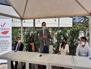 Patriciello da Forza Italia a Italia Viva? L'On. Ettore Rosati (v. presidente della Camera) non lo esclude Lo ha dichiarato oggi a Isernia  in un incontro con la stampa
