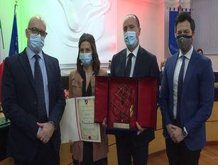 Covid: Molise premia Colavita, impegno contro pandemia