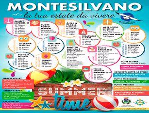 Estate 21 a Montesilvano. Tutte le manifestazioni  dal 1° luglio al 31 agosto Presentato ieri  il ricco programma dall' Amministrazione comunale
