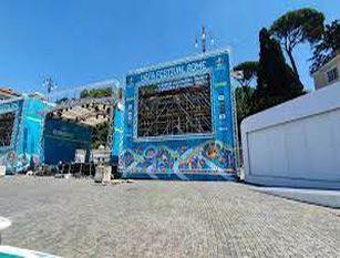 Al via UEFA Euro 2020: un videomapping in Piazza del Campidoglio per raccontare 60 anni di tifo per gli Azzurri