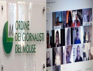"""Odg Molise:Toma tra i docenti del corso di """"Giornalismo economico-bilanci, Borsa e le insidie"""""""
