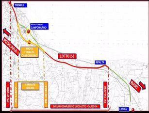 Ferrovie, approvato il progetto della Termoli-Lesina, al via il raddoppio della Pescara-Bari