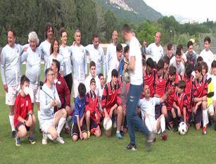 """L'Istituto Comprensivo """"San Giovanni Bosco"""" si incontra allo Stadio Lancellotta di Isernia"""