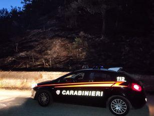 Carabinieri arrestano piromane