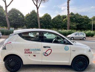 Il car sharing di Roma Capitale continua a crescere: 10 nuove auto elettriche e più stalli in periferia