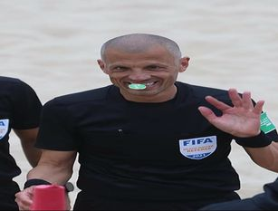 Russia 21, finali Mondiali Beach Soccer. L'arbitro Matticoli convocato per il suo 5° mondiale consecutivo Ancora un'ennesima soddisfazione per lui e la classe arbitrale molisana
