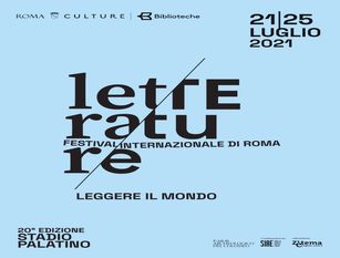 """Dal 21 al 25 luglio torna """"LETTERATURE Festival Internazionale di Roma"""" Cinque serate di letture, musica e arte contemporanea nella nuova cornice dello Stadio Palatino"""