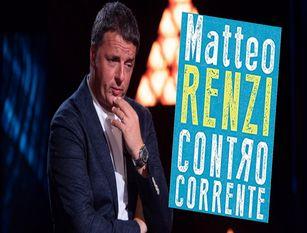 """Matteo Renzi sarà presente a Termoli con il suo nuovo libro """"controcorrente"""""""