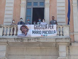 Il Comune di Campobasso accanto ai genitori di Mario Paciolla per chiedere #GiustiziaPerMarioPaciolla