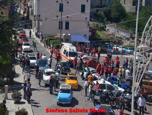 Grande successo a Campobasso per il 15° raduno delle fiat 500