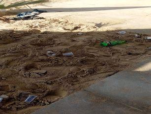 """Il sindaco De Martinis condanna il raid vandalico sulla spiaggia accessibile: """"gesto deplorevole"""""""