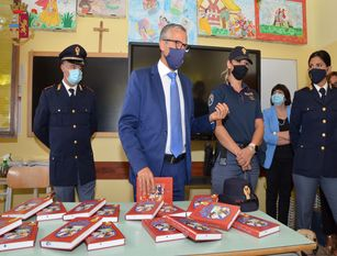 """""""Il mio diario"""" progetto promosso dalla Polizia di Stato di Campobasso"""