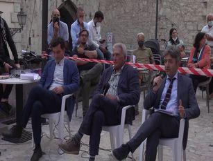 Comitato per il Centro Storico di Isernia. Dibattito coi 3 candidati sindaci di Isernia  (Video)