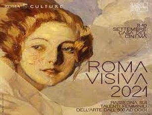 Dall'8 al 10 settembre parte la 'Roma Visiva 2021' In programma conferenze, talk, seminari, proiezioni, incontri tra arte, fotografia, video, performance