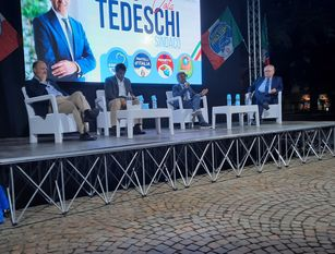 Iorio: Cosmo Tedeschi una scelta vincente per amministrare Isernia Insieme all'on Fitto e Di Sandro, Fratelli d'Italia spinge  per  Tedeschi Sindaco di Isernia