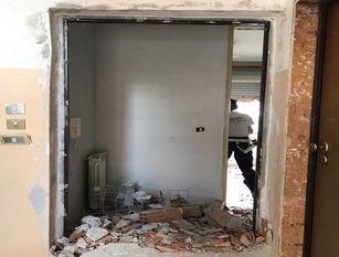 La Polizia locale sventa un'occupazione abusiva a Montesilvano