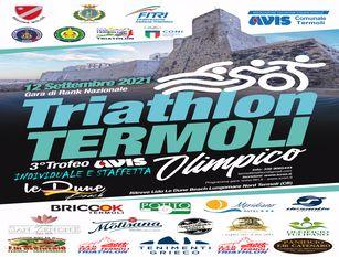Domenica 12 settembre è tempo di Triathlon Olimpico, al via li 3° Trofeo Avis