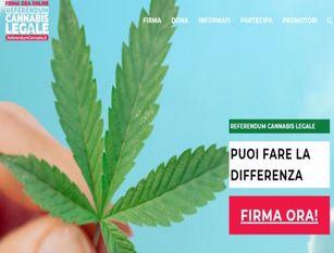 Referendum cannabis: il Partito Comunista invita ad aderire
