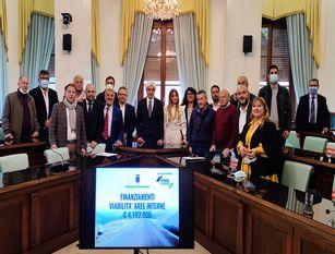 Sindaci del frusinati convocati dal presidente Pompeo per spiegare modalità, tempistiche e obiettivi dei finanziamenti per la viabilità