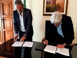 Ferentino: il comune firma una convenzione con l'Università di Cassino