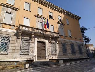 Museo archeologico e pinacoteca al nuovo Palazzo comunale di Frosinone