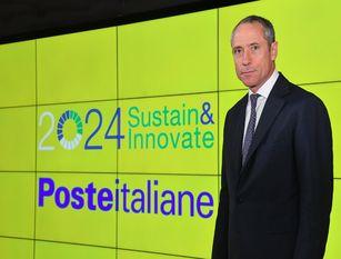 Poste Italiane leader mondiale per la sostenibilita' nell'indice di Euronext Vigeo-Eiris 2021 Per la prima volta Poste Italiane conquista il primo posto tra quasi 5000 imprese valutate  in base alle performance di sostenibilità