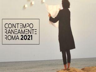 """""""Contemporaneamente Roma 2021""""  progetti ed eventi per esplorare i linguaggi più innovativi della scena culturale Dal 15 ottobre al 31 dicembre, un cartellone di interventi di street art, talk, concerti, performance, danza, laboratori,  passeggiate urbane e molto altro, per ripensare gli spazi dell'Urbe"""