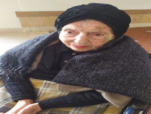 Isernia, la signora Carolina compie oggi 107 anni: festa  per l'ospite più longeva di sempre